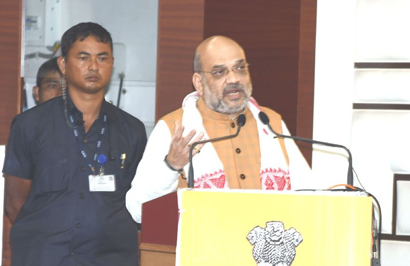 Centre not to touch  Article 371: Shah