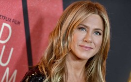 Jennifer Aniston jokes 'sorry I think I BROKE it!' as she shares reunion picture with Friends cast
