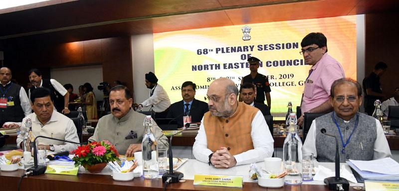 30% NEC budget to be spent on  development of backward regions in NE