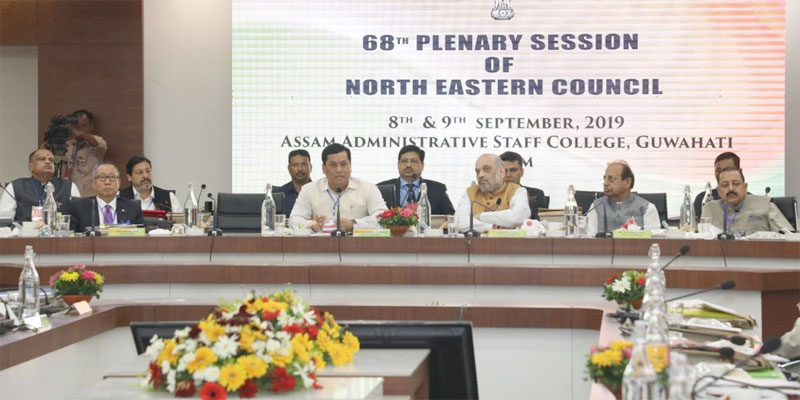 Sonowal urges NEC to focus on implementation of Act East Policy