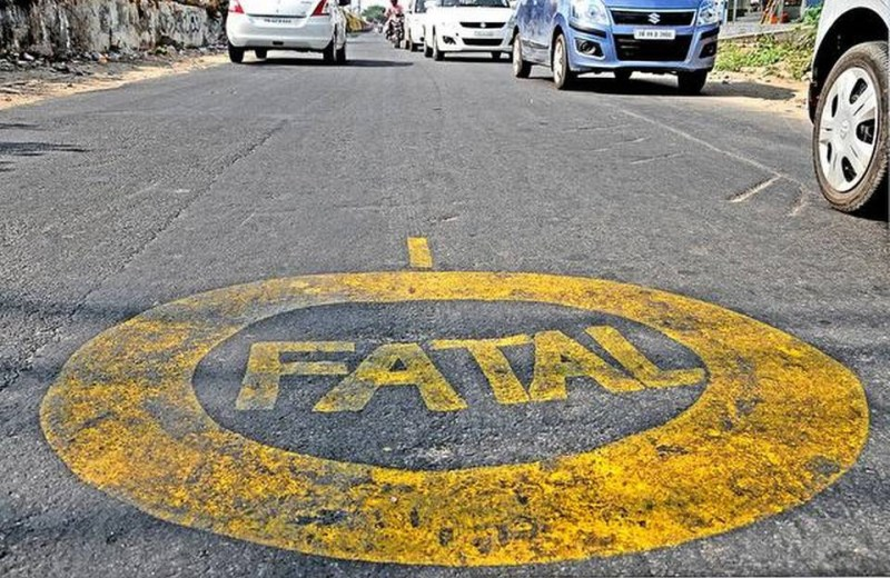 Centre asks States to identify  accident-prone spots