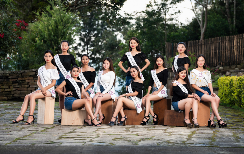 3rd Edition of Miss Kohima on October 5