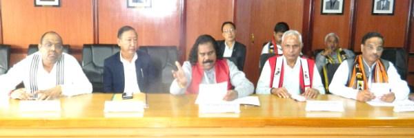 Ntl ST Commission pulls up State Govt