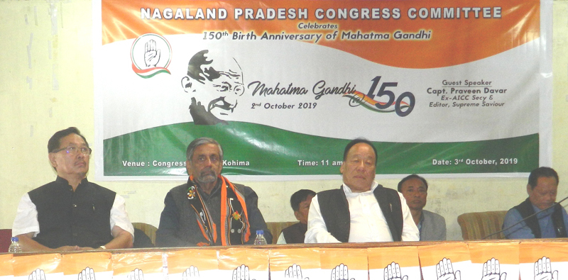Naga people want early  political solution: Therie