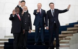 BRICS leaders call for  'urgent' need to reform UN