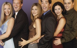 Friends reunion is happening