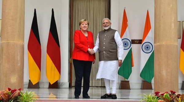 India, Germany will strengthen cooperation to combat terrorism & extremism: Modi