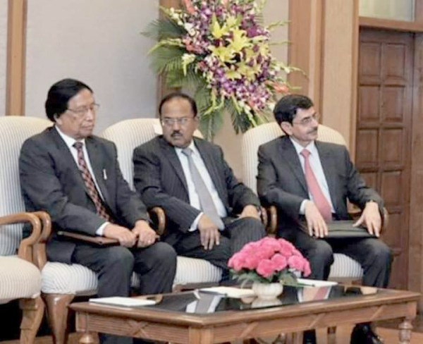 Govt, NSCN expects solution  before Christmas
