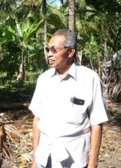 Pak Nyoman Bagiarta, Founder of Yayasan Naga Loka
