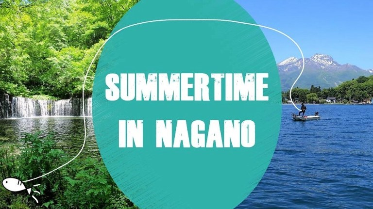 summertime in nagano cover