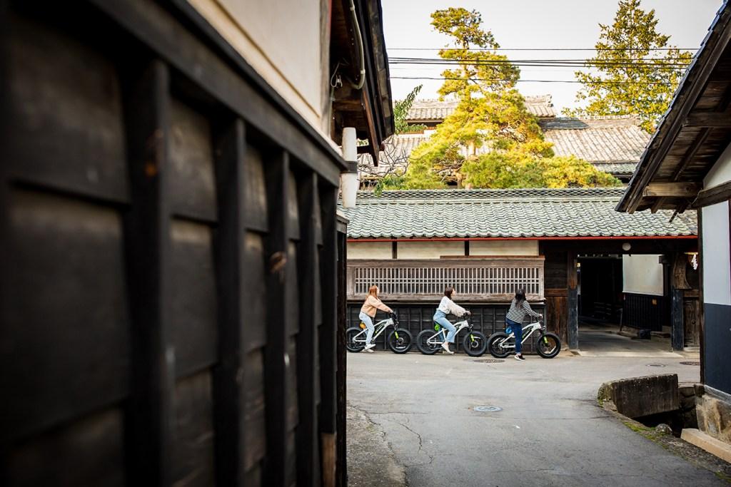 nakasendo 中山道