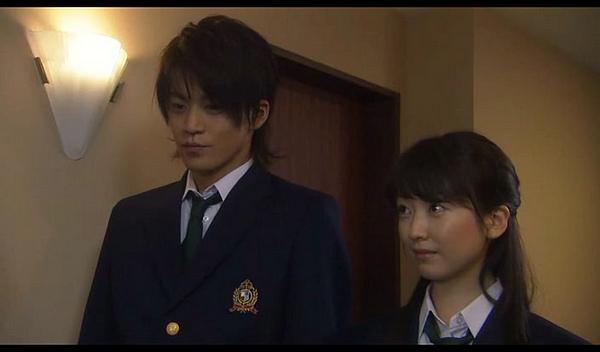 Shinichi et Ran