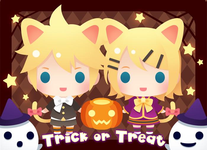 Len et Rin SD