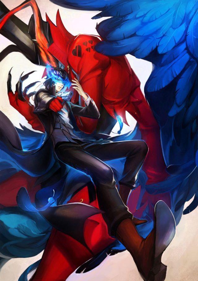 Persona 5 Kaitou