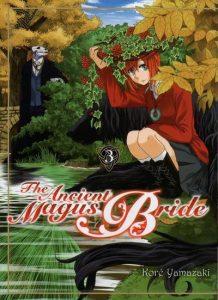 The Ancient Magus Bride T03 Komikku