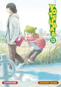 Yotsuba&! T13 Kurokawa