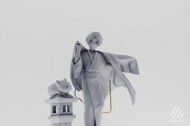 NC NATSUME Takashi et Nyanko sensei Natsume Yûjinchô 1