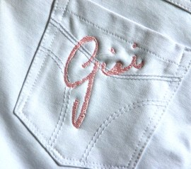 Design by Gisi 2016- White Short