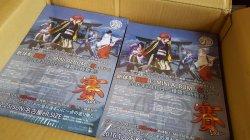 Flyer printed