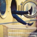 洗濯に関する英語をありがちな単語や英文を文字と音声で紹介