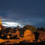 タイ旅行記④象乗りやアユタヤ遺跡めぐりでツアー満載の2日目