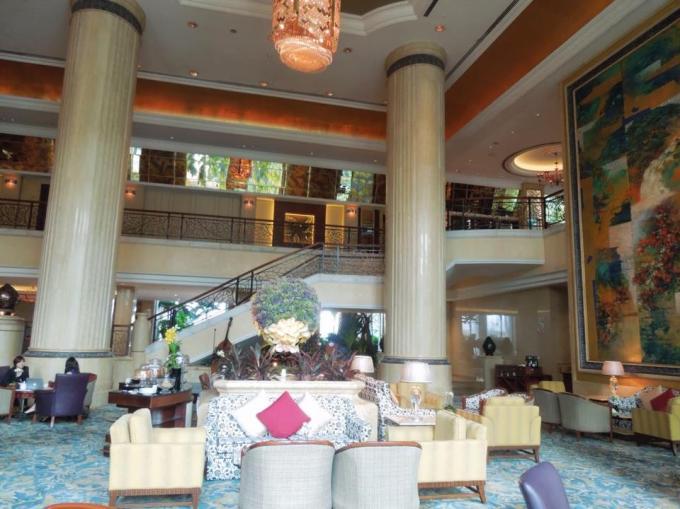 シャングリラホテル