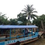 ベトナム旅行記⑤コン川ツアー現地でクルーズと蜂蜜工場堪能