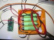 Les batteries lithium de R.Hasika en place