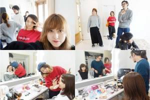 [撮影]レイミックス撮影第8回、春のヘアスタイルは「チェンジ」がキーワード | RAYMIX撮影in渋谷ミモザ