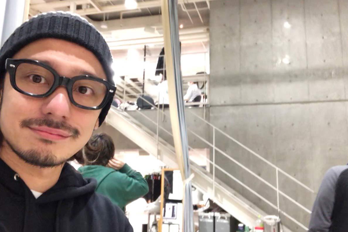 今年最後のサロン定休日は、【SHINBIYO】のスタジオで!来年はもっと楽しくなる!