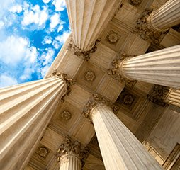 court columns that represent class actions lawsuits in New Jersey
