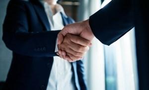 Handshake professional liability