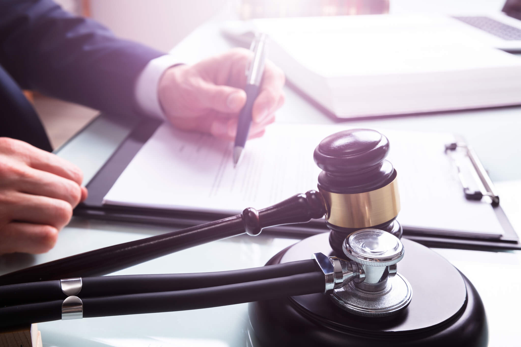 Nagel Rice, LLP discusses the discovery process in medical malpractice cases.