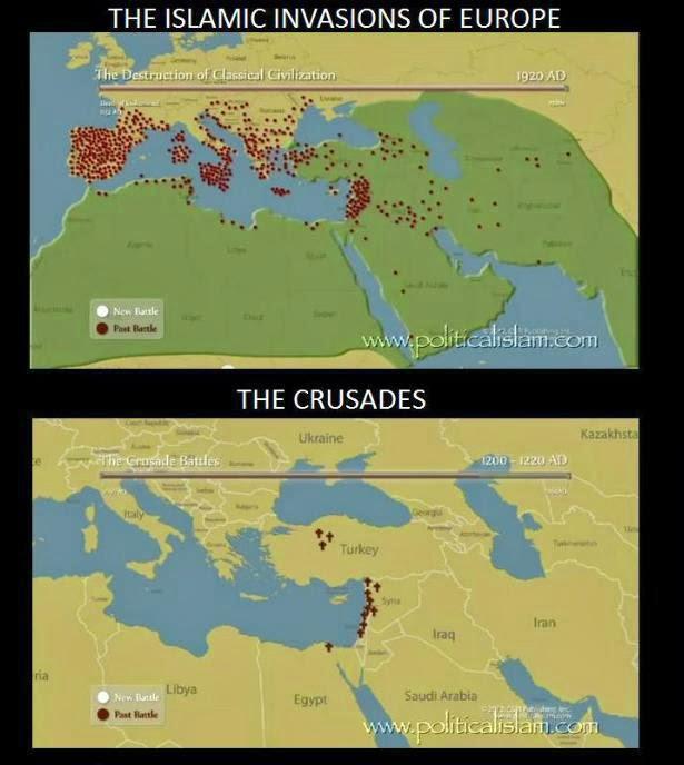 kruistochtvergelijking