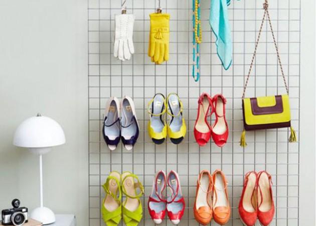 Хранение вещей в шкафу: дополнительное пространство