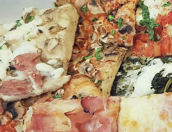 Włoska pizza najlepiej smakuje we Włoszech.