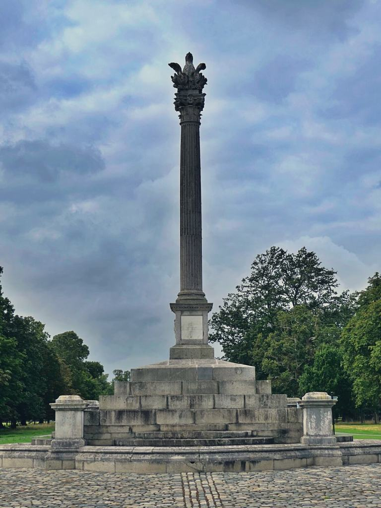 Pomnik Feniksa w Dublinie.