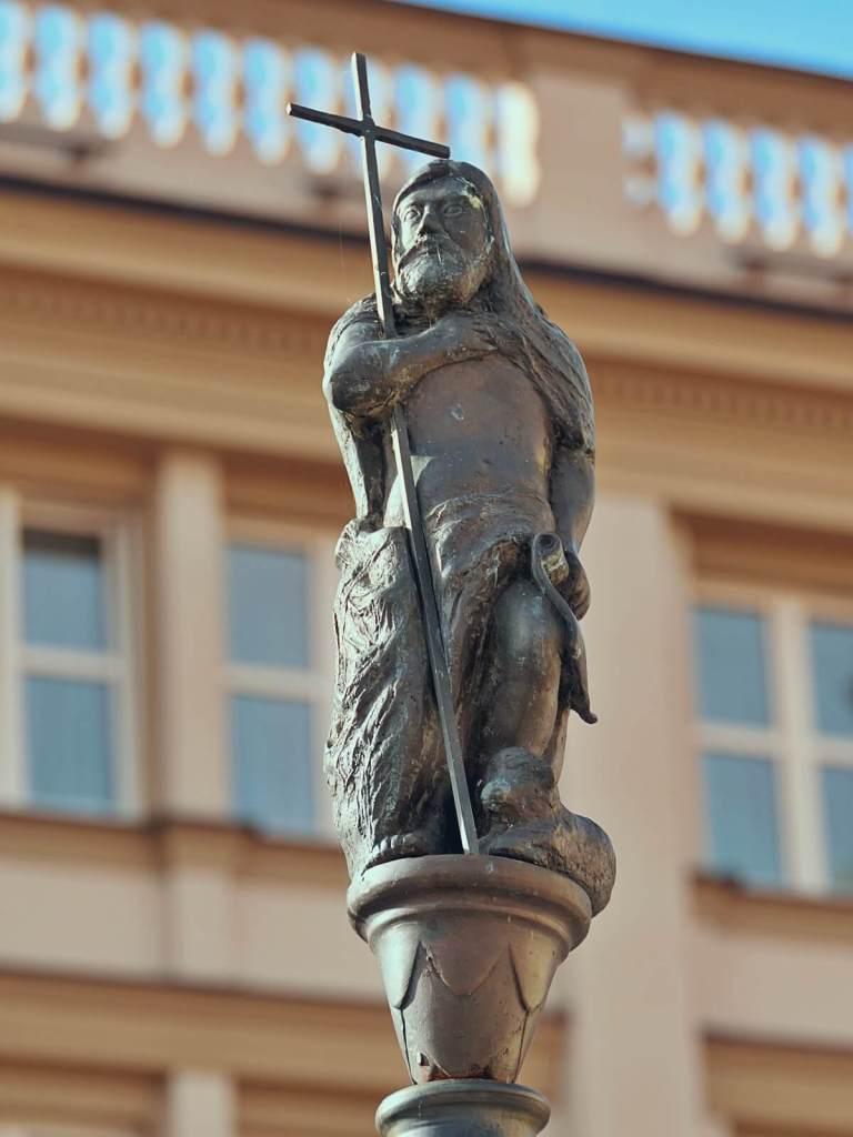 Rynek w Białymstoku.