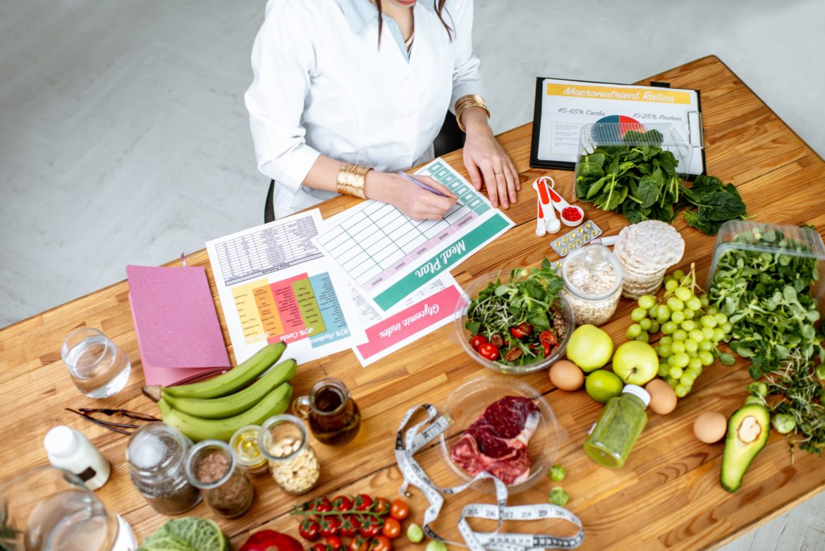 Making Healthy Food Choices During Chaotic Pandemic Time