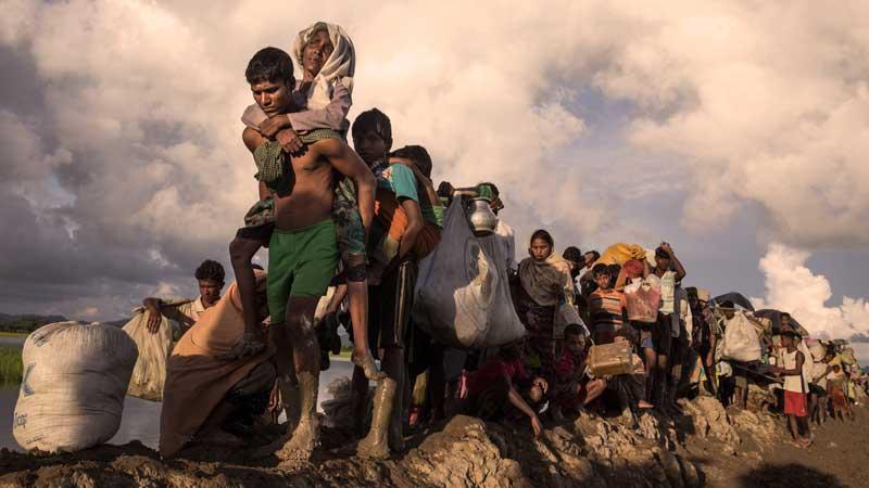 রোহিঙ্গা বিতাড়ন: বিচারের প্রশ্নে আবেদন আন্তর্জাতিক আদালতে