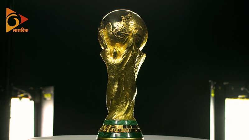 শুরু হলো ২০১৮ ফুটবল বিশ্বকাপ