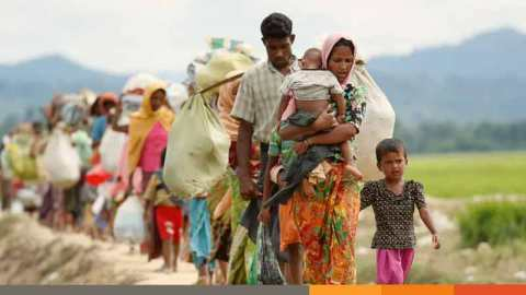 রোহিঙ্গা গণহত্যা মামলা লড়তে ৫ লাখ ডলার দিল বাংলাদেশ
