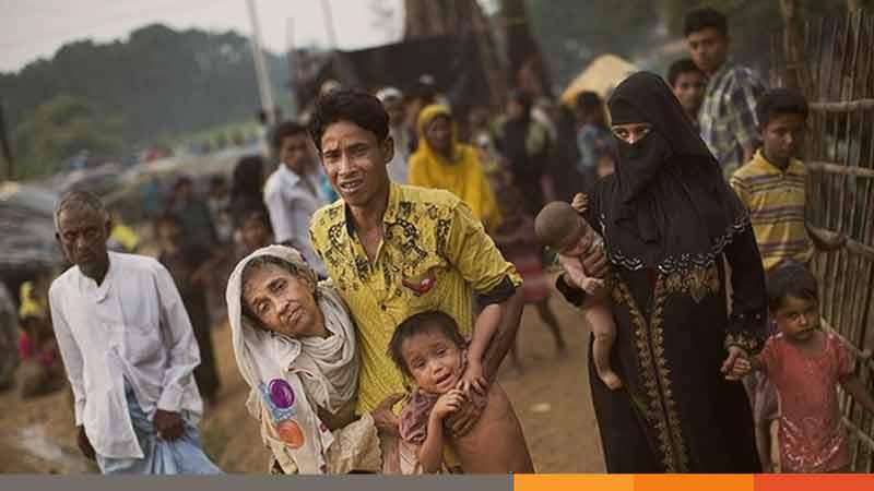 মিয়ানমারে থেকে যাওয়া রোহিঙ্গারা গণহত্যার ঝুঁকিতে: জাতিসংঘ