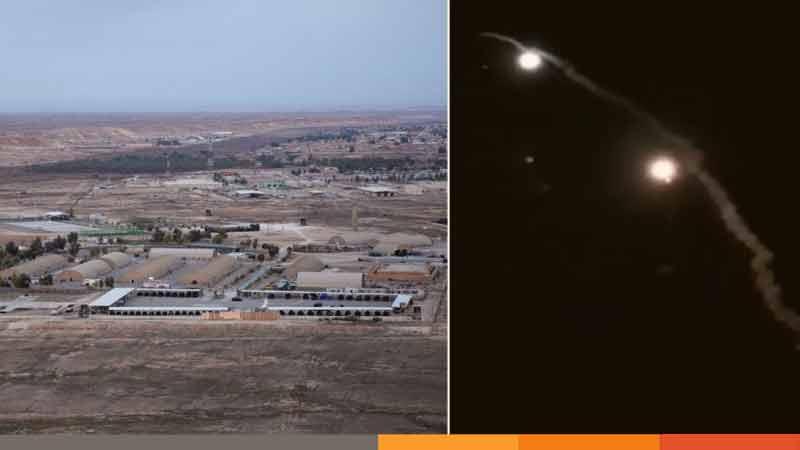 মিসাইল হামলায় '৮০ মার্কিন সন্ত্রাসী' নিহত: ইরান