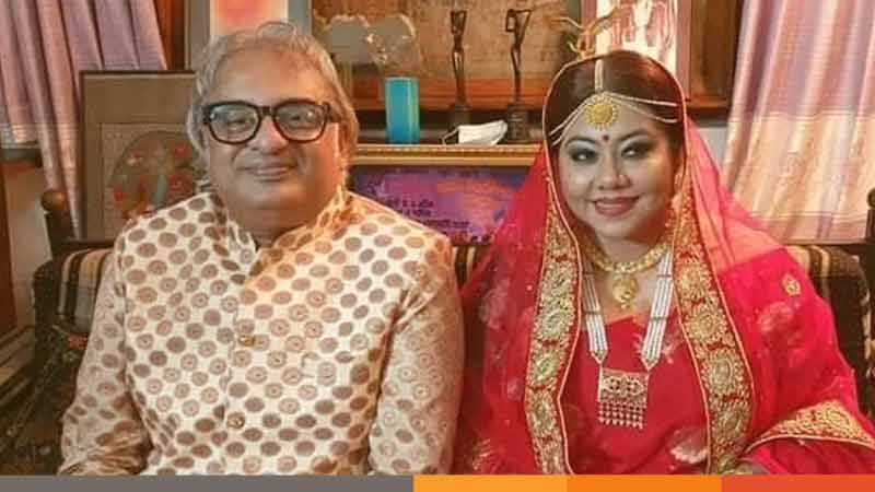 রেজা আমিনকে বিয়ে করলেন শমী কায়সার