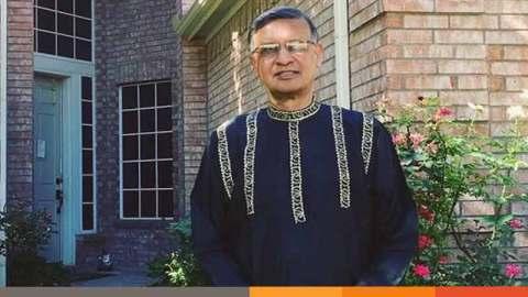 বাসা থেকে অধ্যাপক তারেক শামসুর রেহমানের মরদেহ উদ্ধার