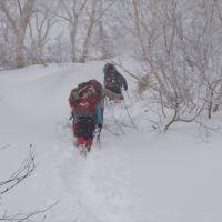 御嶽山ラッセル