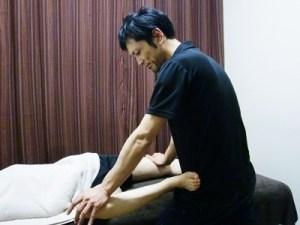 名古屋脚痩せストレッチ