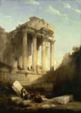 David_Roberts_-_Baalbec_-_Ruins_of_the_Temple_of_Bacchus_-_Google_Art_Project