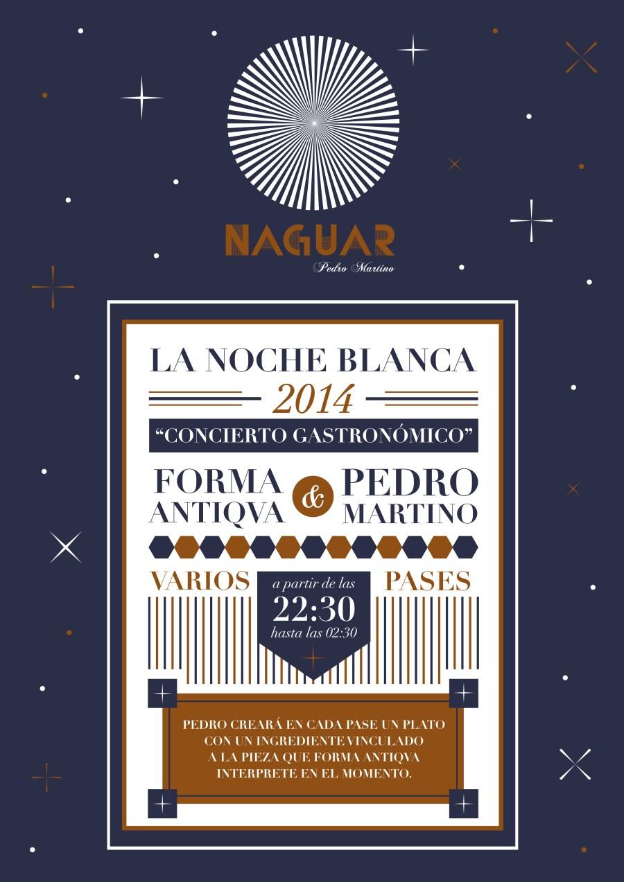 La Noche Blanca Oviedo 2014